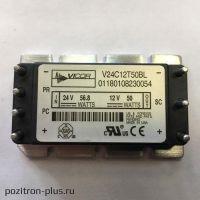 DC-DC преобразователь с изоляцией V24C12T50BL
